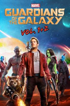 Guardians of the Galaxy Vol. 1 + 2