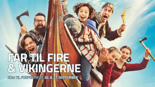 Far til fire & vikingerne